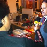 radio and tv guest aap ki awaz,waqt news