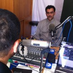 radio aap ki awaz guest,sayed ammir jaffery