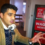 dr,ikram sarwar(city counciler)radio and tv guest