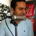 listen radio interview Muhammad Ali Abbasi .Enhedslisten