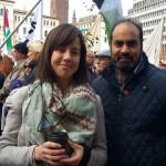ناروے میں بھی دنیا بھر کی طرح آج محنت کشوں کا دن منایا گیا،سیاسی و سماجی تنظیموں کی طرف سے مظاہرے بھی کئے گئے