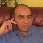 .عنوان . مسئلہ کشمیر کیوں عالمی حمایت حاصل نہیں کرسکاعارف کسانہ صاحب کا انٹرویو سُننے کیلئے فوٹو پر کلک کریں