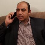 ڈنمارک آپکی آواز۔۔۔ڈاکٹر عارف کسانہ جو کسی تعارف کے محتاج نہیں انہوں ادارہ آپکی کی آواز کو لائیوانٹرویو میں سوالوں کے جوابات دیتے ہوئے کیا کہا سُننے کےلئے تصویر پر کلک کریں اور مکمل انٹرویو سُنیں۔۔۔۔