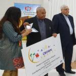 ناروے۔ ،اوسلو(عقیل قادر) ناروے کے دارالحکومت اوسلو میں فرینڈز آف شوکت خانم کےزیر اہتمام شوکت خانم میموریل ہسپتال کراچی کی فنڈ ریزنگ کے لیے ایک چیئرٹی شو کا انعقاد کیا گیاشوکت خانم میموریل ہسپتال کراچی کی تعمیر کے لیے ناروے میں 60 لاکھ روپے سے زائد رقم جمع