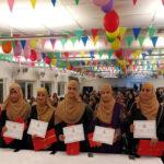 منہاج سکول آف اسلامک سائنسز ڈنمارک کے درس نظامی کے پہلے بیج کے طلباء و طالبات نے  تین سال کی محنت سے جامعہ اسلامیہ منہاج القرآن لاہور کے نصاب کے مطابق الشہادۃ الثانویہ کی تکمیل پر ڈگری حاصل کرکے منہاج القرآن انٹرنیشنل کی دنیا بھر کی تنظیمات میں پہلا اعزاز حاصل کر لیا۔ اس پر مسرت موقع پر نظامت تعلیمات کی طرف سے طلباء و طالبات کو اسناد و انعامات سے نوازنے کے لئے عظیم الشان کانوکیشن کا انعقاد کیا گیا۔ جس میں منہاج القرآن انٹرنیشنل ڈنمارک کے قائدین ، رفقاء ، کارکنان ، اساتذہ کرام  ، والدین اور کمیونٹی کے افراد نے شرکت کی۔ کانوکیشن سے منہاج ٹی وی کے ذریعہ سے ویڈیو لنک پر شیخ الاسلام ڈاکٹر محمد طاہرالقادری مدظلہ العالی نے خصوصی خطاب فرمایا۔